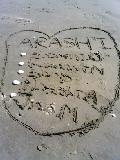 砂に書いたラブレター