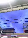 早朝の地元駅