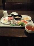 大阪二日目朝ご飯