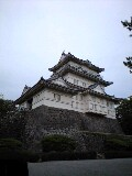 小田原城なう