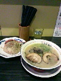 堺筋本町昼食