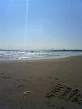♪誰もいない海~
