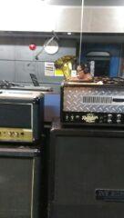 スタジオミュージシャンみたい?